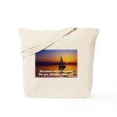 'Adjust Your Sails' Tote Bag