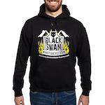 Black Swan Motorcycles Hoodie (dark)