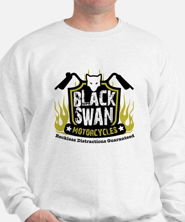 Black Swan Motorcycles Sweatshirt