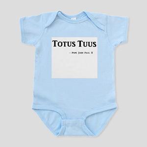 Totus Tuus Infant Bodysuit