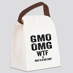 GMO OMG Canvas Lunch Bag