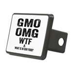 GMO OMG Rectangular Hitch Cover