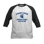 Fork High Kids Baseball Jersey