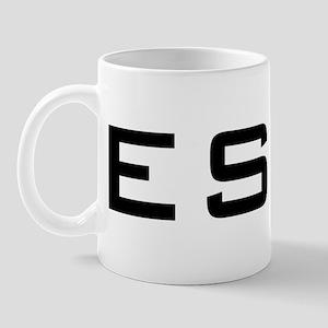 ESTD Mug