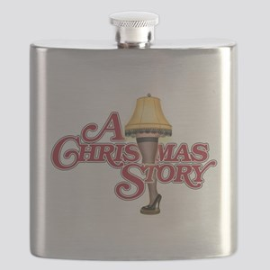 A Christmas Story Flask