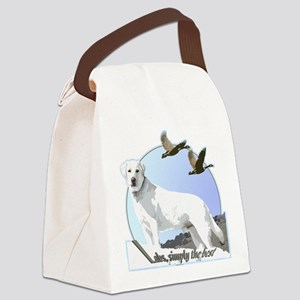 Labs simply the best Canvas Lunch Bag