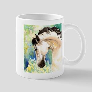 Spring Horse Mug