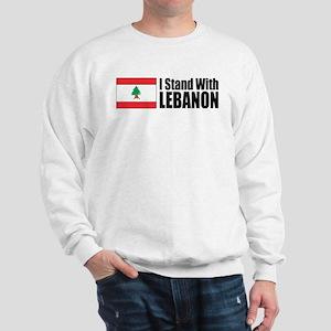 Stand With Lebanon Sweatshirt