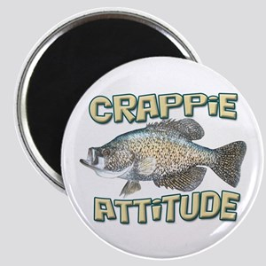 Crappie Attitude Magnet