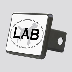 LAB II Rectangular Hitch Cover