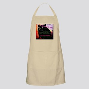 Fat Cat Stats Apron
