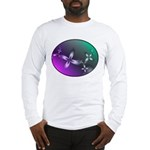 Delicate Blossoms Long Sleeve T-Shirt