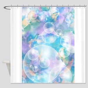 Twilight of the Neverbloomed Shower Curtain