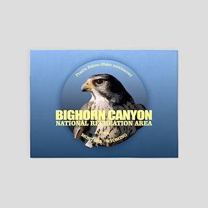 Bighorn Canyon 5'x7'Area Rug