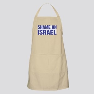 Shame on Israel BBQ Apron