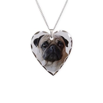 BusterBrown Necklace Heart Charm