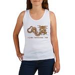 I Climb Zen Dragon Women's Tank Top