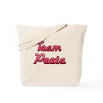 August 23 2012 Team Peeta 2 Tote Bag