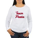 August 23 2012 Team Peeta 2 Women's Long Sleev