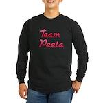 August 23 2012 Team Peeta 2 Long Sleeve Dark T