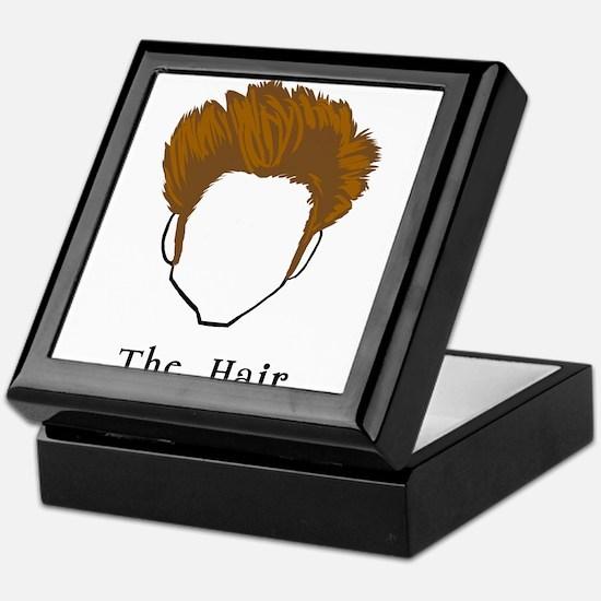 The Hair Keepsake Box