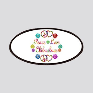 Chihuahuas Patches