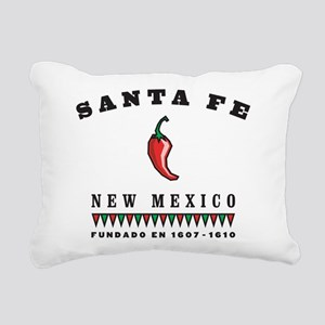 Santa Fe Pepper Rectangular Canvas Pillow