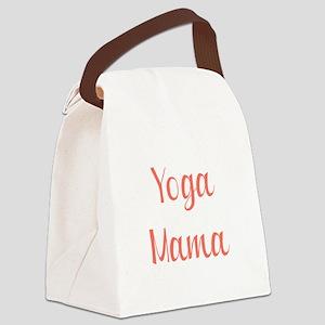 yoga mama novelty Canvas Lunch Bag