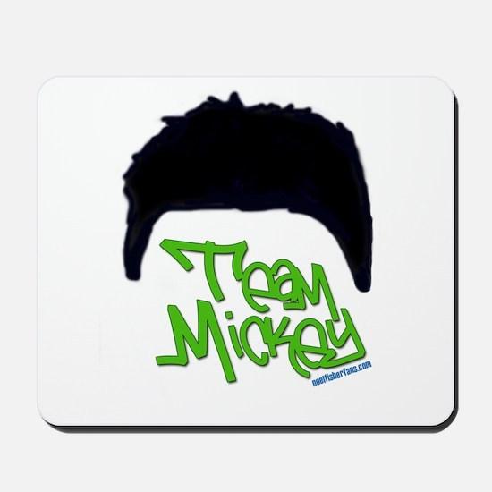 Team Mickey Mousepad