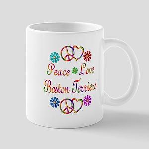 Boston Terriers Mug