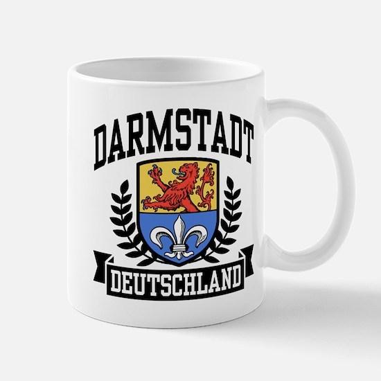 Darmstadt Deutschland Mug