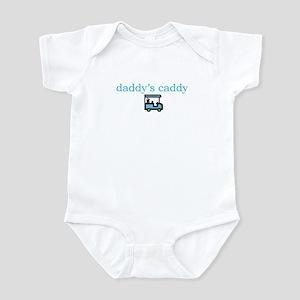 Daddy's Caddy Infant Bodysuit