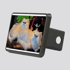 THE CATS MEOW Rectangular Hitch Cover