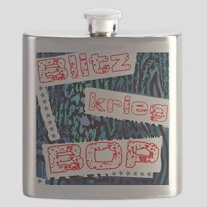 Blitzkrieg Bop Flask