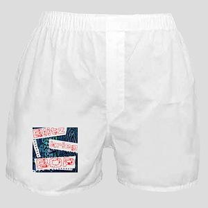 Blitzkrieg Bop Boxer Shorts