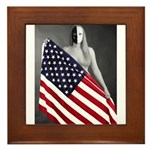 Washington 1963 - Framed Tile