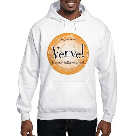 Verve Energy Drink Hooded Sweatshirt