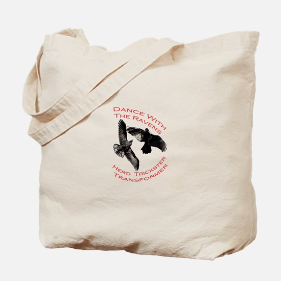Raven the Transformer Tote Bag