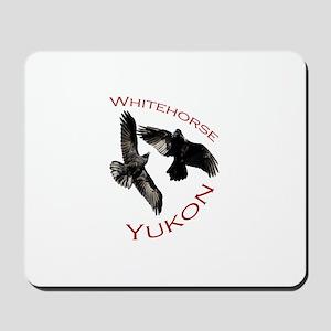 Whitehorse, Yukon Mousepad
