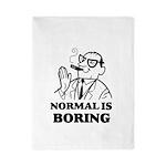 Boring is Normal 2 Twin Duvet