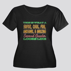 This Is What An Awesome Second G Plus Size T-Shirt