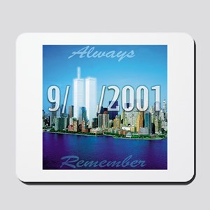 Always Remember 9/11 Mousepad