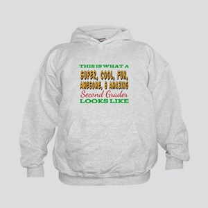 This Is What An Awesome Second Grader L Sweatshirt