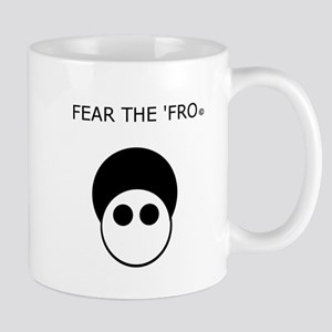Fear the 'Fro Mug
