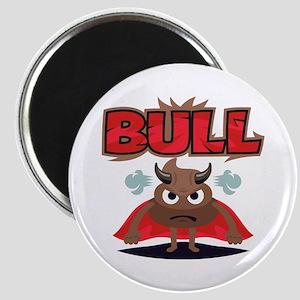 Emoji Bull Shit Magnet