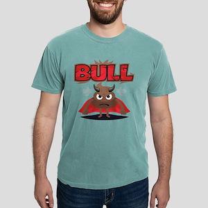Emoji Bull Shit Mens Comfort Colors Shirt