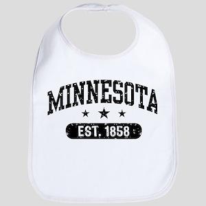 Minnesota Est. 1858 Bib