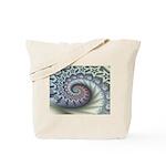 Star Spangled Spiral Tote Bag