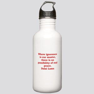 21 Stainless Water Bottle 1.0L
