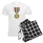 Iraq Campaign Men's Light Pajamas